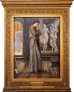 Edward Burne-Jones, The heart desires