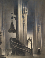Ludwig Rösch, The Pilgrim's Pulpit (1936)