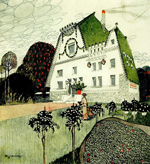 Otto Schöntal, Residential house, 1907