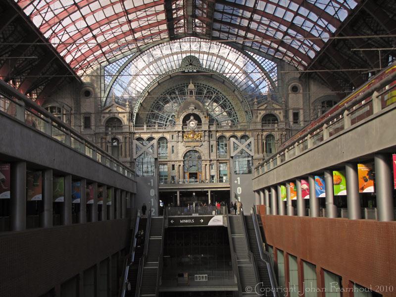 Foto 39 s uit belgi en omstreken antwerpen 2 for Interieur antwerpen