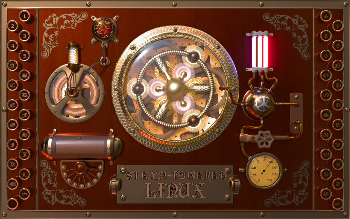 steampunk wallpaper eye - photo #24