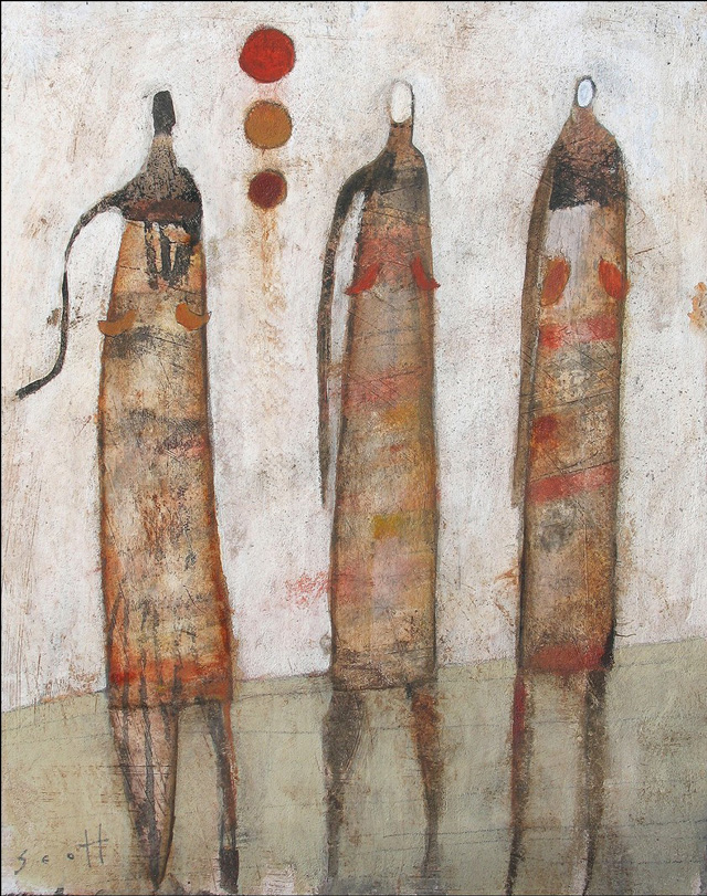 Scott Bergey, Show on the Road