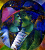 to Marc Chagall,