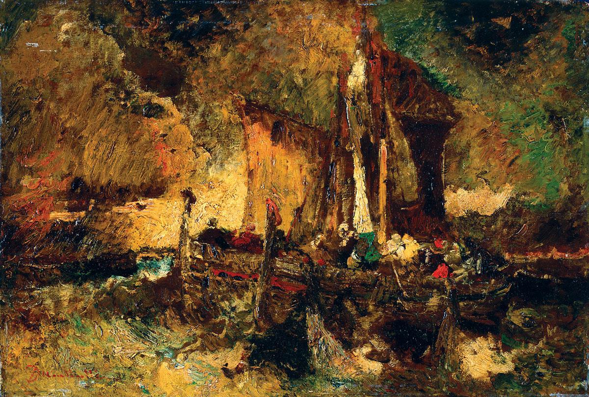 Geschiedenis van de moderne schilderkunst, engelse en franse ...
